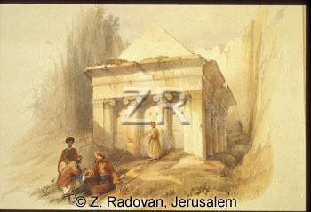 2280 Tomb of Zechariah