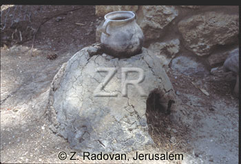 2368 Philistine stove