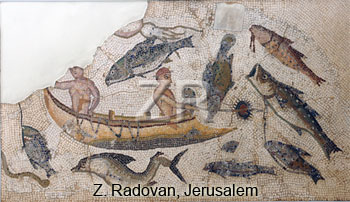 2415 Roman fishing boat