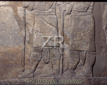 2426-1 Assyriam army boots