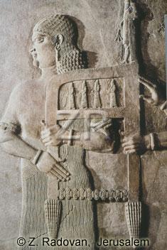 2483 Assyrian throne