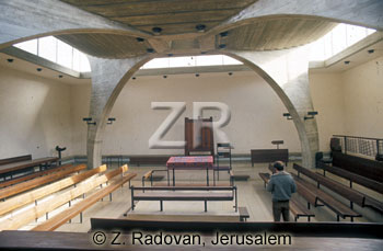 2493-2 Technion Synagogue