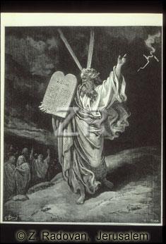 2743 Moses on Mt.-Sinai