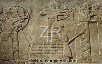 2833-2 Assyrian siege tower