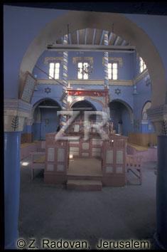 2874-2 Synagogue in Djerba