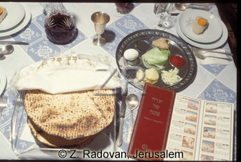 317-3 Pessah table
