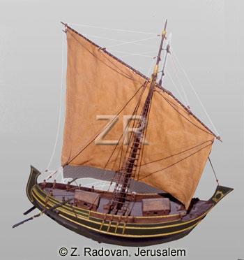 3191 Greek sailing boat