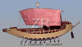 3193-2 Egyptian merch.ship
