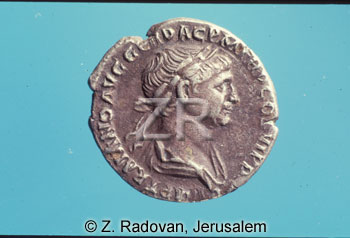 3324-6 Emperor Trajanus