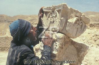 3568 Jericho excavations