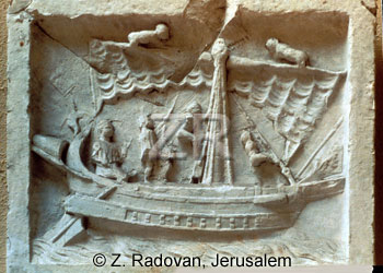 3618 Roman ship