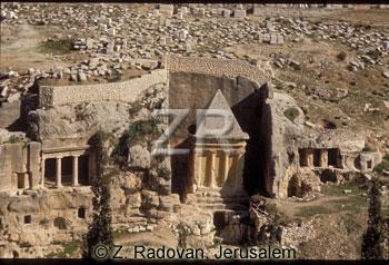 378-3 Kidron tombs
