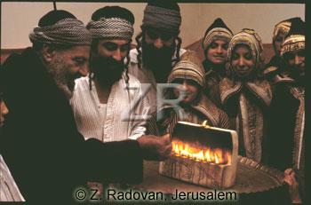 3950 Yemenite Hanukkah