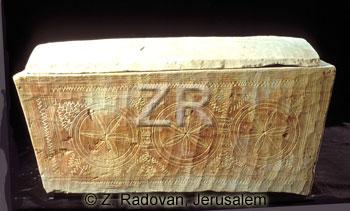 3998-2 Jewish Ossuary