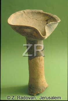 4345 Cnaanite oil lamp