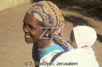 4434-3 Ethiopian Jews
