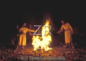 4444-1 Lag ba'Omer bonfire