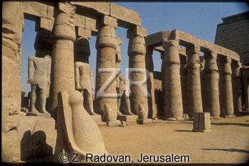 4552-3 Luxor temple