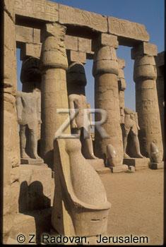 4552-4 Luxor temple