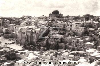 4593-2 Jerusalem skyline