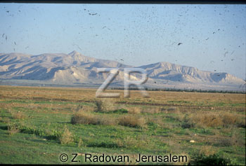 4670-8 The Jordan Valley