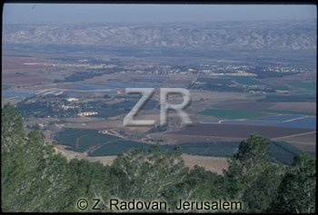 4673-1 Beth Shean valley