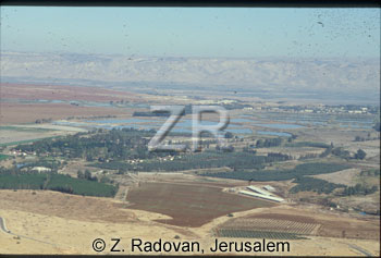 4673-12 Beth Shean valley