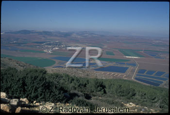 4673-15 Beth Shean valley