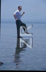 4961-2 Walking on water