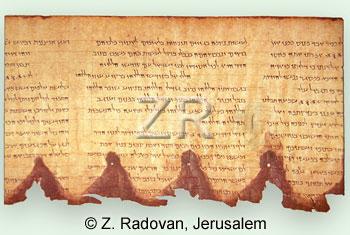5063-1 Scroll of Psalms