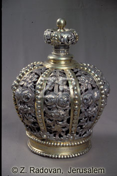 5140-5 Torah Crown