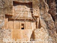 5654 Tomb of King Darius I.