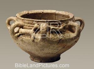5676 Tel El Hammah ceramic