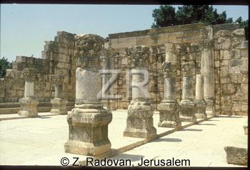568-31 Capernaum Synagogue