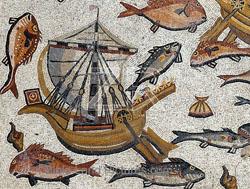 5770 Roman ship