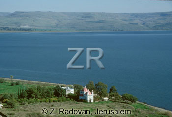 590-2 Sea of Galilee