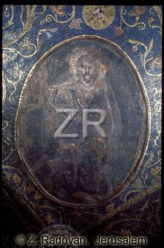 648 Christ image Mozaic