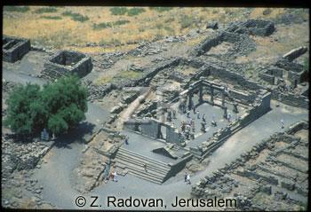 685-10 Chorazin Synagogue