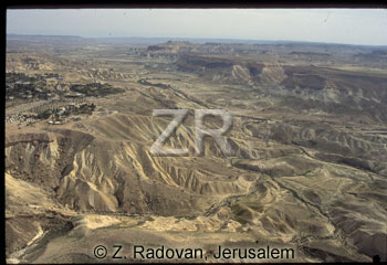 690-5 The desert of Zin