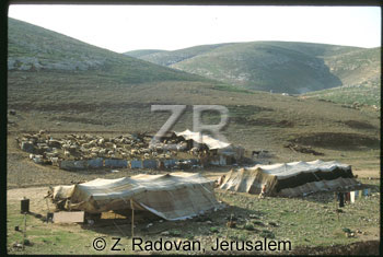 692-1 Bedwi tents