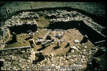 742 Hazor Cnaanite Temple
