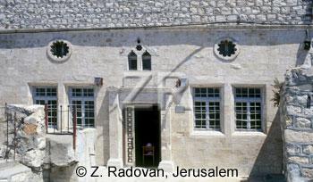 836-1 HaAri synagogue