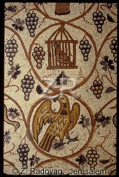 873-1 Byzantine mosaic