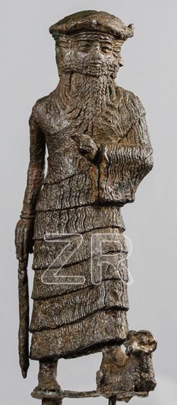 6548. The four faced God Ishchali